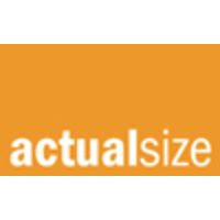 Actual Size | Agency Vista