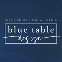 Blue Table Design | Agency Vista