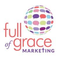 Full of Grace Marketing   Agency Vista