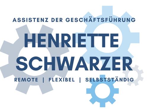 Henriette Schwarzer | Agency Vista