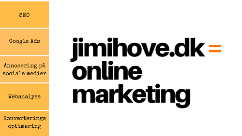 jimihove.dk | Agency Vista