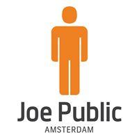 Joe Public | Agency Vista