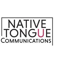 Native Tongue Communications   Agency Vista