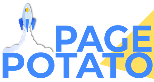 Page Potato   Agency Vista
