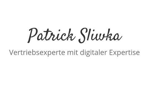 Patrick Sliwka - Coach & Berater   Agency Vista