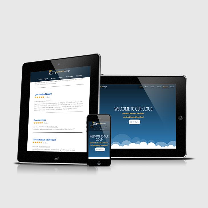 SunCloud Design | Agency Vista