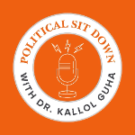 Political Sit Down with Dr. Kallol Guha