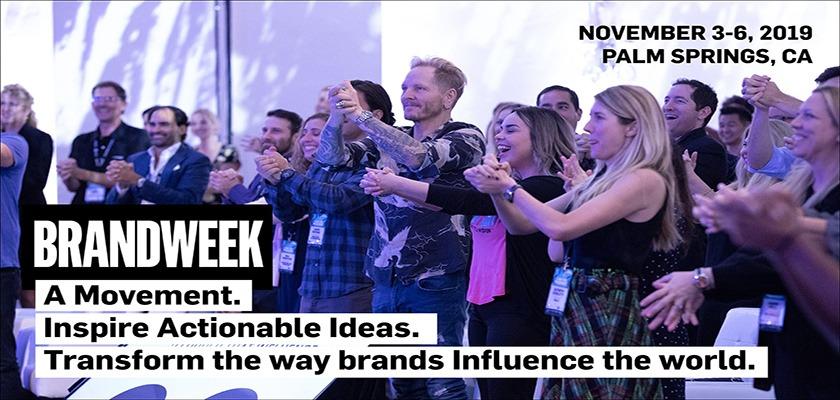 Digital Marketing Conferences - Brandweek Palm Springs 2019