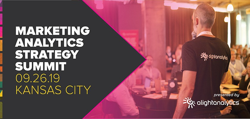 Marketing Analytics Strategy Summit 2019