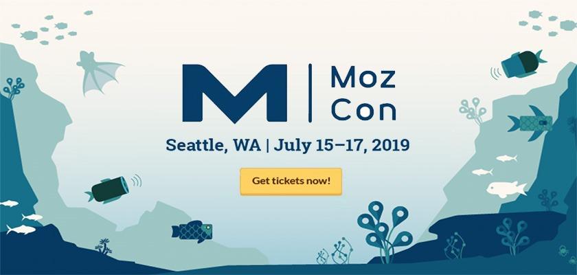 Digital Marketing Conferences - MozCon 2019
