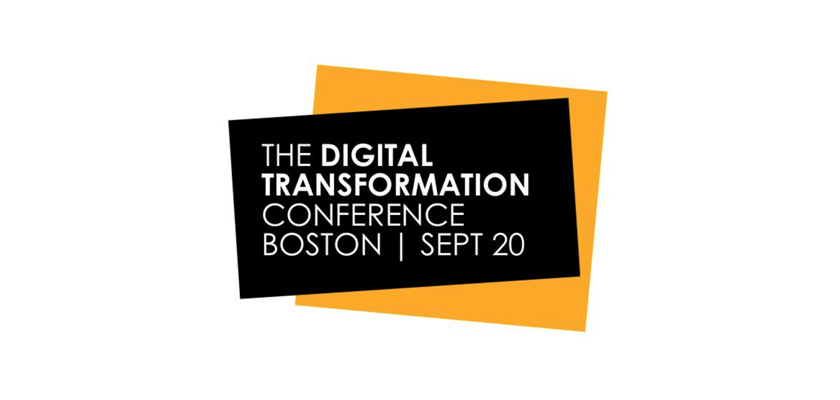 Digital Transformation Conference Boston 2018