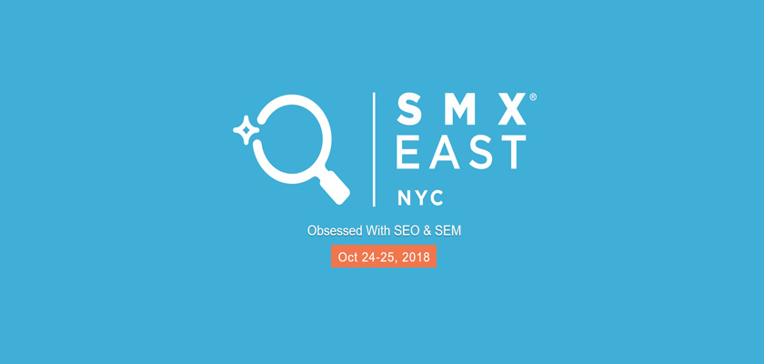 Digital Marketing Conferences - SMX East 2018