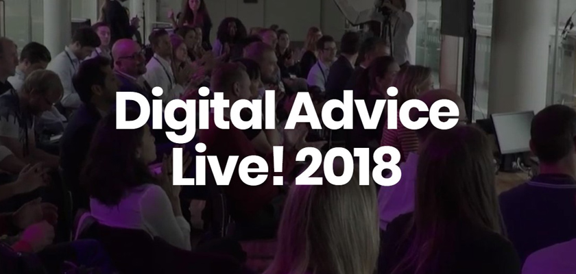 Digital Advice Live! 2018