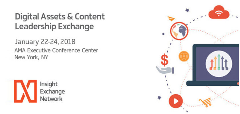 Digital Assets & Content Leadership Exchange 2018