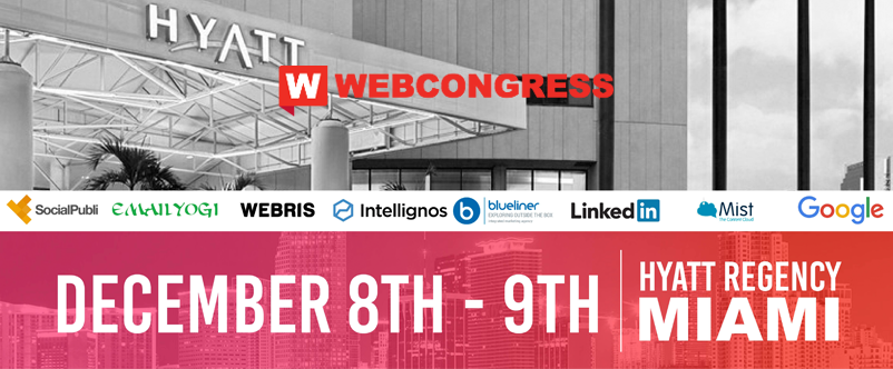 WebCongress Miami 2016