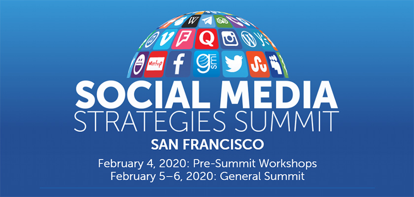 Social Media Strategies Summit San Francisco 2020