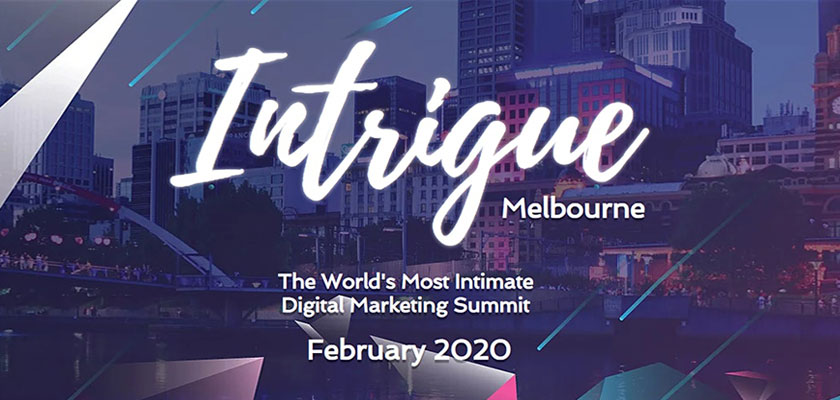 Intrigue Summit Melbourne 2020