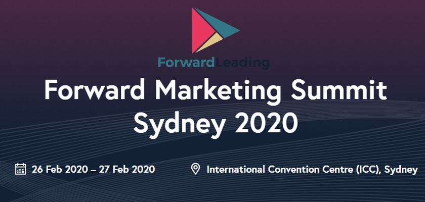 Forward Marketing Summit Sydney 2020