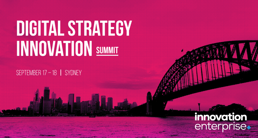 Digital Strategy Innovation Summit Sydney 2018