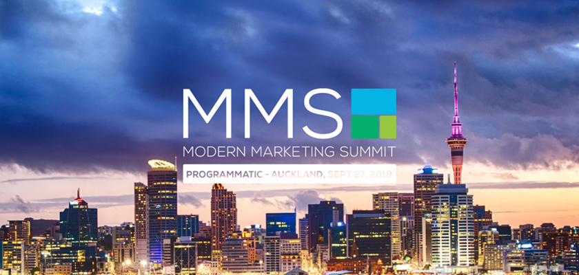 Modern Marketing Summit Auckland 2018