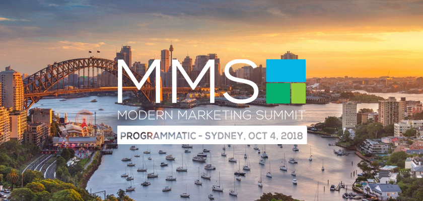 Modern Marketing Summit Sydney 2018
