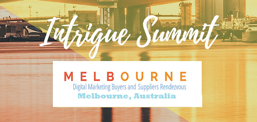 Intrigue Summit Melbourne 2018