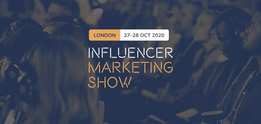 Influencer Marketing Show  London 2020