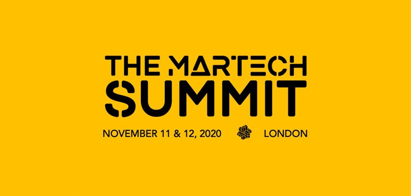 The Martech Summit London 2020