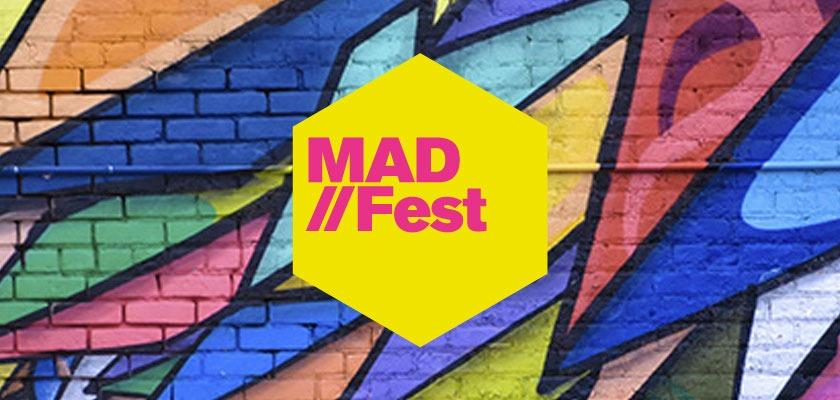 Digital Marketing Conferences - MAD/Fest London 2019
