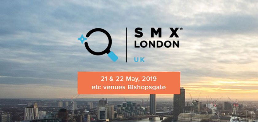Search Marketing Expo – SMX London 2019