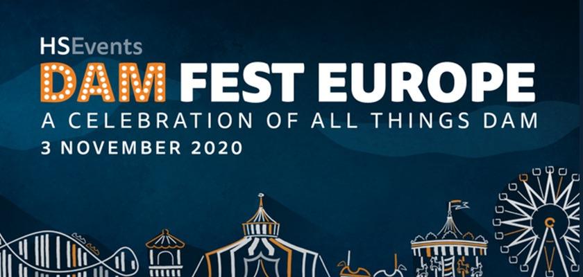Digital Marketing Conferences - DAM Fest Europe 2020