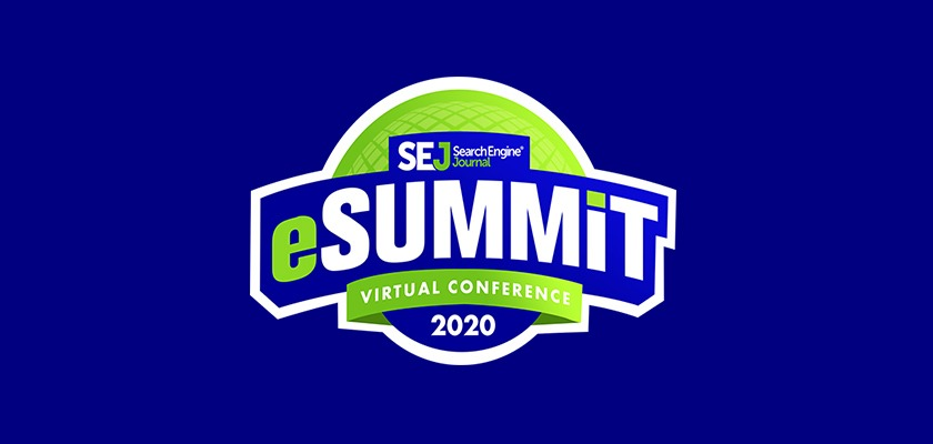 SEJ eSummit Virtual Conference 2020