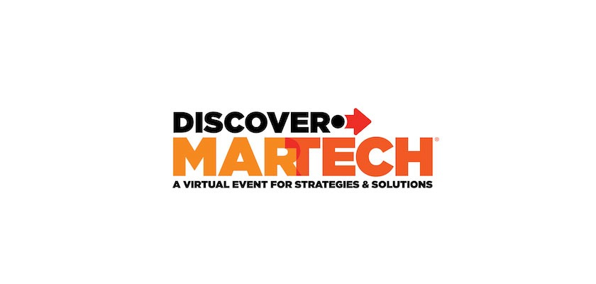 Discover MarTech 2020 – A Virtual Event For Strategies & Solutions